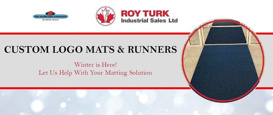 Custom Logo Mats and Runners