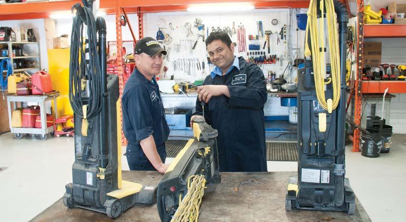 Shop Service & Repair