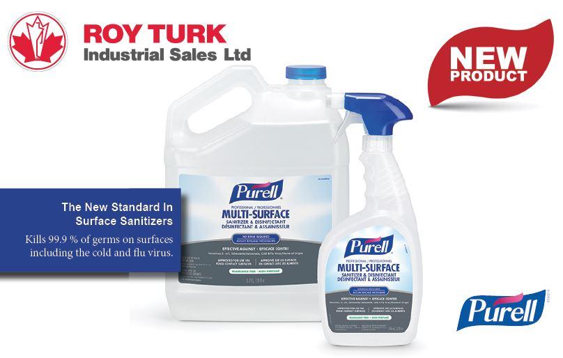Purell Spray