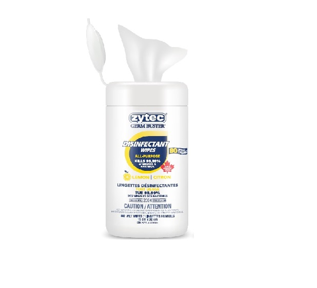 disinfectant wipes in Toronto
